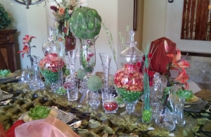 Clear Vessels and Vases