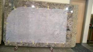New Azul Aran Granite